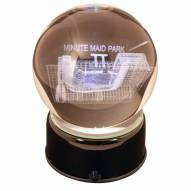 Houston Astros Minute Maid Park Crystal Ball