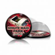 Houston Astros Minute Maid Park Crystal Magnet