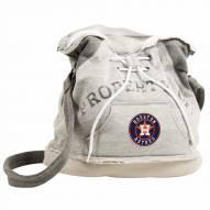 Houston Astros MLB Hoodie Duffle