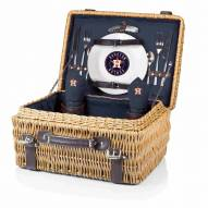Houston Astros Navy Champion Picnic Basket