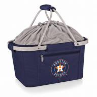 Houston Astros Navy Metro Picnic Basket