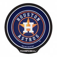 Houston Astros Light Up Power Decal
