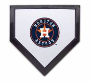 Houston Astros Schutt MLB Mini Home Plate