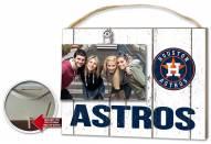 Houston Astros Weathered Logo Photo Frame