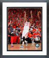 Houston Rockets Corey Brewer 2015 Playoff Action Framed Photo