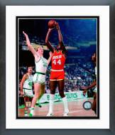 Houston Rockets Elvin Hayes 1981 Action Framed Photo