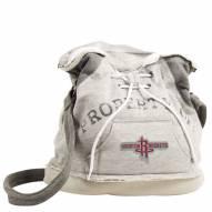 Houston Rockets Hoodie Duffle