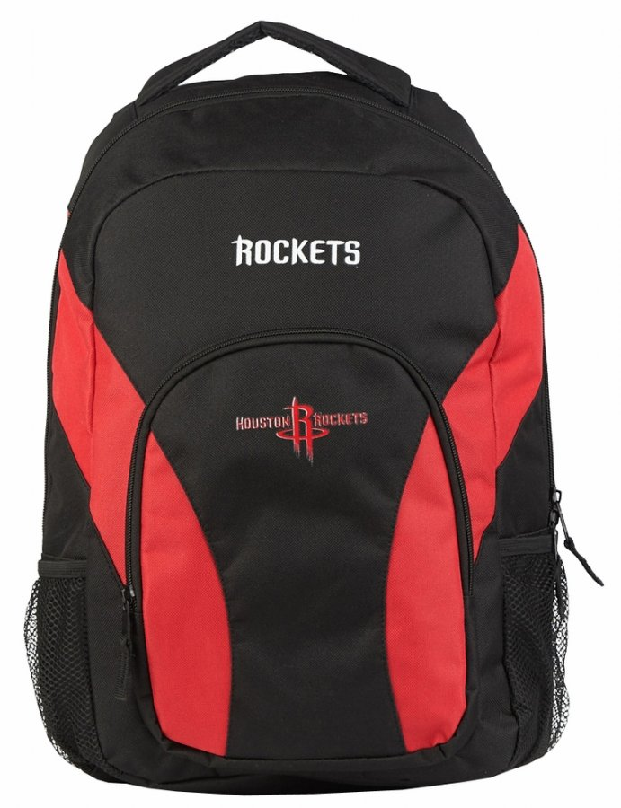 Houston Rockets Draft Day Backpack