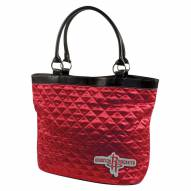 Houston Rockets Quilted Tote Bag