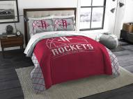 Houston Rockets Reverse Slam Full/Queen Comforter Set