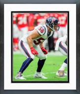 Houston Texans Brian Cushing 2015 Action Framed Photo