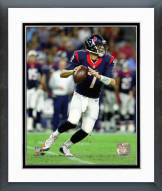 Houston Texans Brian Hoyer 2015 Action Framed Photo