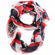 Houston Texans Chevron Sheer Infinity Scarf