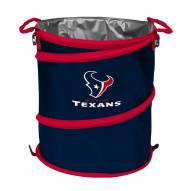 Houston Texans Collapsible Laundry Hamper