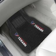 Houston Texans Deluxe Car Floor Mat Set