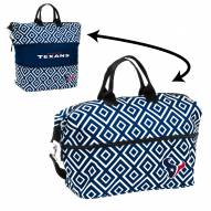 Houston Texans Expandable Tote Bag