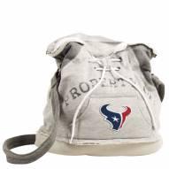 Houston Texans Hoodie Duffle