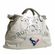 Houston Texans Hoodie Tote Bag