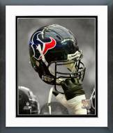 Houston Texans Houston Texans Helmet Spotlight Framed Photo