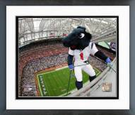 Houston Texans Houston Texans Mascot Framed Photo
