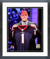 Houston Texans J.J. Watt 2011 NFL Draft #11 Pick Framed Photo