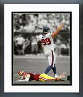 Houston Texans J.J. Watt 2014 Spotlight Action Framed Photo