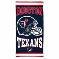 Houston Texans McArthur Beach Towel