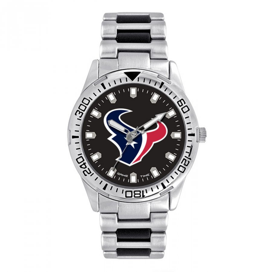 Houston Texans Men's Heavy Hitter Watch