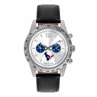 Houston Texans Men's Letterman Watch