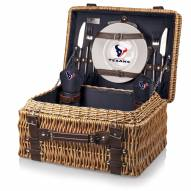 Houston Texans Navy Champion Picnic Basket
