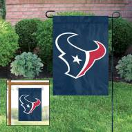 Houston Texans NFL Garden Flag