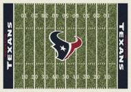 Houston Texans NFL Home Field Area Rug