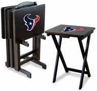 Houston Texans NFL TV Trays - Set of 4