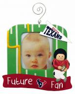 Houston Texans Photo Frame Ornament