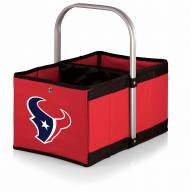 Houston Texans Red Urban Picnic Basket