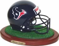 Houston Texans Replica Football Helmet Figurine