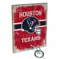 Houston Texans Ring Toss Game