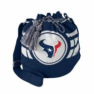Houston Texans Ripple Drawstring Bucket Bag