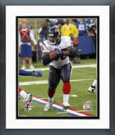 Houston Texans Ron Dayne 2006 Action Framed Photo