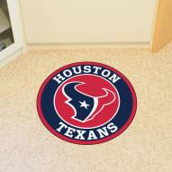 Houston Texans Rounded Mat