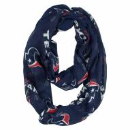 Houston Texans Sheer Infinity Scarf
