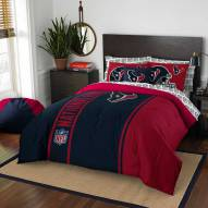 Houston Texans Soft & Cozy Full Bed in a Bag