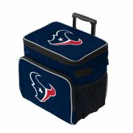 Houston Texans Tracker Rolling Cooler