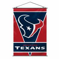 Houston Texans Wall Banner