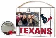 Houston Texans Weathered Logo Photo Frame