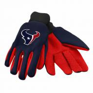 Houston Texans Work Gloves