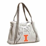 Illini Fighting Illini Hoodie Purse