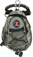 Illinois Fighting Illini Camo Mini Day Pack