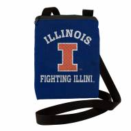 Illinois Fighting Illini Game Day Pouch