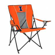 Illinois Fighting Illini Game Time Tailgate Chair